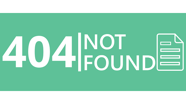 Top Tips For Optimizing Your 404 Page
